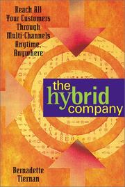 Cover of: The Hybrid Company