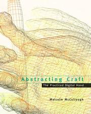 Cover of: Abstracting craft