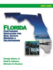 Florida Continuing Education for Real Estate Brokers and Salespersons