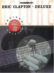 Cover of: Eric Clapton - Deluxe