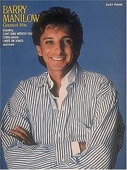 Cover of: Barry Manilow Greatest Hits