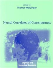 Cover of: Neural Correlates of Consciousness