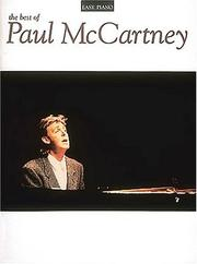 Cover of: The Best of Paul McCartney