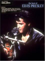 Cover of: The Best of Elvis Presley