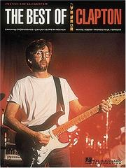 Cover of: The best of Eric Clapton