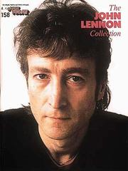 Cover of: 158. The John Lennon Collection