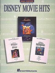 Cover of: Disney Movie Hits | Hal Leonard Corp.