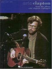 Cover of: Eric Clapton Unplugged