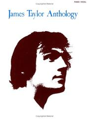 Cover of: James Taylor Anthology | James Taylor