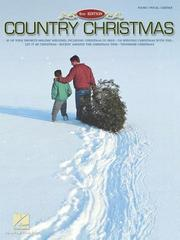 Cover of: Country Christmas | Hal Leonard Corp.