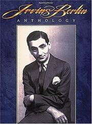 Cover of: Irving Berlin Anthology