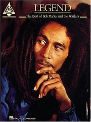 Cover of: Bob Marley - Legend