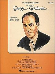 Cover of: The Music Of George Gershwin | George Gershwin