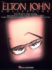 Cover of: The Elton John Piano Solo Collection