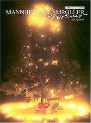 Cover of: Mannheim Steamroller - Christmas (2 pianos/4 hands) | Mannheim Steamroller