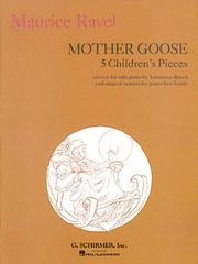 Cover of: Mother Goose Suite (Five Children's Pieces)