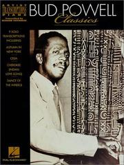 Cover of: Bud Powell Classics | Bud Powell
