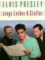 Cover of: Elvis Presley Sings Leiber and Stoller