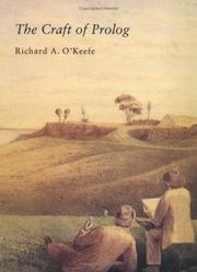 Cover of: The craft of Prolog | Richard A. O