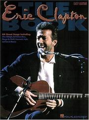 Cover of: The Eric Clapton Book