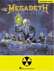 Cover of: Megadeth - Rust in Peace (Essential Groups & Artists)