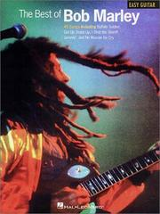 Cover of: The Best of Bob Marley
