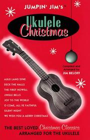 Cover of: Jumpin' Jim's Ukulele Christmas