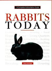 Cover of: Rabbits Today | Horst Schmidt