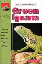 Cover of: Caring For Green Iguanas | John Coborn