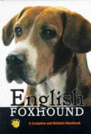 Cover of: English foxhound