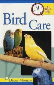 Cover of: Quick and easy bird care
