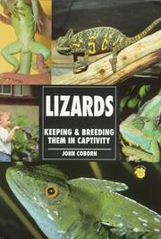 Cover of: Lizards | John Coborn