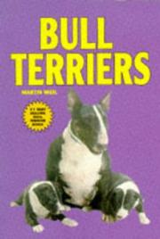 Bull terriers by Martin Weil