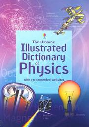 Cover of: The Usborne Illustrated Dictionary Of Physics (Illustrated Dictionaries) | Corinne Stockley
