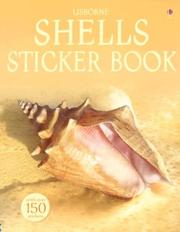 Cover of: Shells Sticker Book | Graham D. Saunders