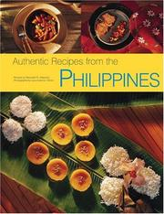Cover of: Authentic Recipes From The Philippines