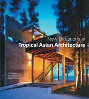 Cover of: New Directions In Tropical Asian Architecture | Philip Goad