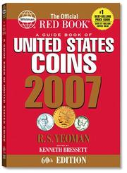 Cover of: A Guide Book of United States Coins 2007 (Guide Book of United States Coins) (Guide Book of United States Coins) | R. S. Yeoman