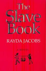 Cover of: The slave book