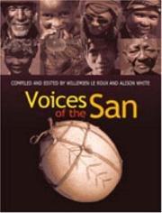 Cover of: Voices of the San |