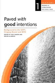 Cover of: Paved with good intentions