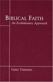 Cover of: Biblical faith