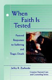 Cover of: When faith is tested