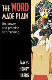 Cover of: The Word Made Plain