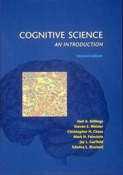 Cover of: Cognitive science |