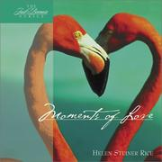Cover of: Moments of love