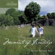 Cover of: Moments of friendship