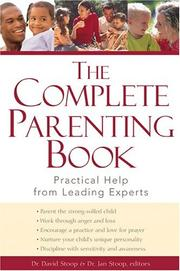Cover of: The Complete Parenting Book |