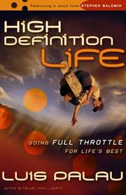 Cover of: High definition life : going full throttle for life's best