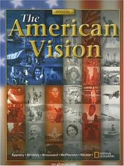 Cover of: The American Vision